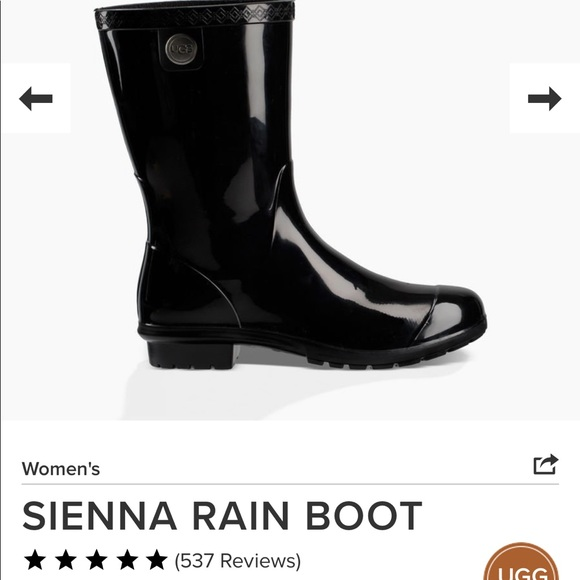 9fc7e7465c0 UGG Sienna Rain Boot